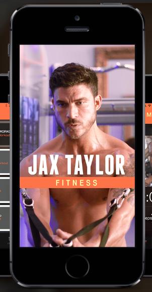 Jax-Taylor-Fitness-App