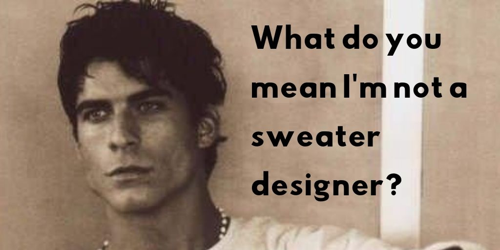 Sweater Designer